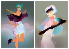 Veronique Meignaud Concept Art and Illustration