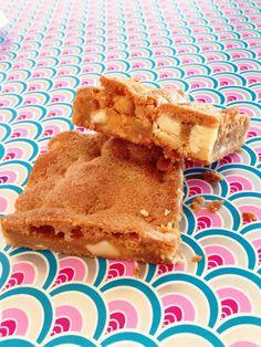 Blondies met maple syrup   Sugar&Pies