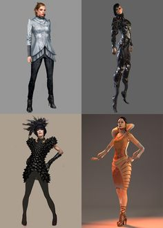 Deus Ex Human Revolution Character Concept Art Ladies.jpg