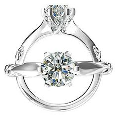 Harout R Engagement Ring with Teardrop Bezels Best Engagement Rings, Designer Engagement Rings, Dimond Ring, Baguette Diamond, Ring Designs, Wedding Bands, Jewelry Design, Women Jewelry, Pendants