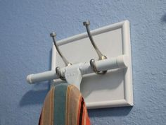 Laundry Room Organization - Well-Groomed Home - ironing board holder Laundry Room Remodel, Laundry Closet, Laundry Room Organization, Laundry Room Design, Laundry In Bathroom, Organization Hacks, Laundry Storage, Small Laundry, Bathroom Tubs