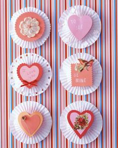 "See the ""Cupcake Goodies"" in our Valentine Crafts for Kids gallery"