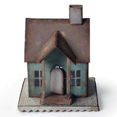 Sizzix Bigz XL Die - Village Dwelling By Tim Holtz - Pesquisa Google
