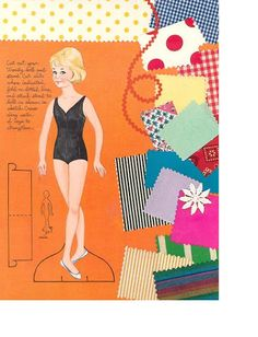 Paper Dolls~Wendy & Winnie's Wardrobe - Bonnie Jones - Álbuns da web do Picasa
