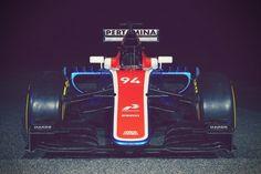 Inilah Manor MRT05 Mobil Yang Akan Digunakan Rio Haryanto Dalam Ajang F1 2016