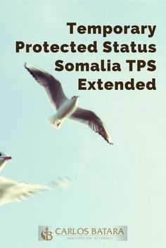 Temporary Protected Status Somalia TPS  Temporary Protected Status (TPS) For Somalia is our country's oldest TPS program.  According to Rand Beers, former director of the U.S Department of Homeland Security:  An extension is warranted because the conditions in Somalia that prompted the TPS designation continue to be met.