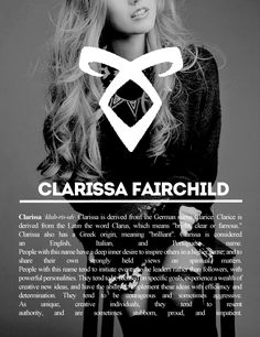 Clarissa Fairchild