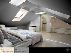 Are you looking to extend the size of your current home or move properties for the sake of an extra bedroom? If so, then why not consider successfully utilising the excess space in your loft. Here are 10 benefits of a loft conversion worth giving a read. Attic Master Bedroom, Attic Bedrooms, Modern Master Bedroom, Modern Bedroom Decor, Bedroom Loft, Master Bedroom Design, Bedroom Ideas, Mater Bedroom, Extra Bedroom
