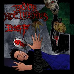 BiG F - Pavor Nocturnus FRONT  (2015)