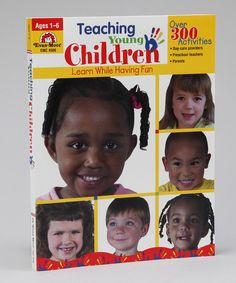 Take a look at this Teaching Young Children: Ages 1 to 6 Workbook on zulily today!