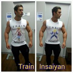 TRAIN INSAIYAN tanks now available! www.BuildYourEmpire.com.au  >>Worldwide Delivery
