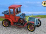 Packard Landaulet 1912 Paper Car Free Vehicle Paper Model Download