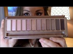 Urban Decay Naked 3 Palette Tutorial ....cant wait to get mine!