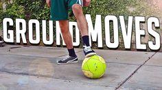 Learn Football & Futsal Ground Moves • Tutorial For Beginners
