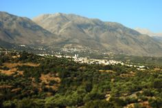 Kreta Mountains Middle School History, Algarve, Crete, Bergen, Places Ive Been, Highlights, Mountains, Nature, Travel