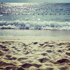 waves. beach. Canyon Cove. Nasugbu, Batangas, PH.