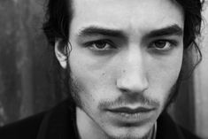 MAP - News – Beau Grealy Photographs Actor Ezra Miller for The Block Magazine