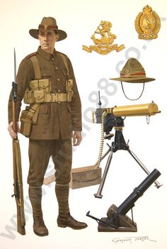 New Zealand Soldier