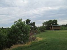 More of the ranch. It was nice and quiet.