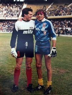 Sergio Vargas y Hugo gatti Goalkeeper, Superman, Football, Orlando, Dreams, Fo Porter, Champs, Sports, Goaltender