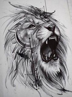 Wall paper preto leao Ideas for 2019 Lion Head Tattoos, Leo Tattoos, Forearm Tattoos, Animal Tattoos, Body Art Tattoos, Tattoos For Guys, Tattos, Small Tattoos, Lion Tattoo Design