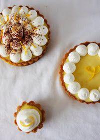 Gourmet Baking: Welcoming Early Spring with Bright Meyer Lemon Tart