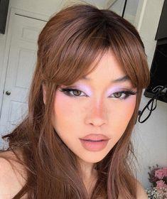 Makeup Eye Looks, Eye Makeup Art, Cute Makeup, Glam Makeup, Pretty Makeup, Skin Makeup, Makeup Inspo, Makeup Cosmetics, Makeup Inspiration