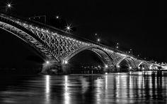 Peace Bridge, Buffalo NY