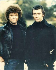 Cool dudes the professionals The Professionals Tv Series, British Drama Series, Martin Shaw, I Do Love You, Tom Burke, People Of Interest, David Cassidy, Vintage Tv, Too Cool For School