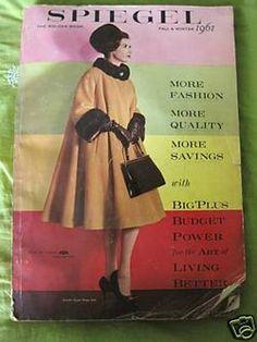 1961 Spiegel catalog