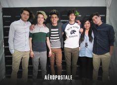 Meet & Greet con CD9 en el #AeroFestMX 2016 | #Aeropostale #Aeropostalemx…