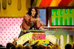 Actor Russell Brand onstage during Nickelodeon's Annual Kids' Choice Awards at Galen Center on April 2011 in Los Angeles, California. Kids Choice Award, Choice Awards, Russell Brand, Show Photos, California, Actors, Actor
