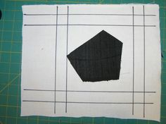 Crazy Quilting and Embroidery Blog by Pamela Kellogg of Kitty and Me Designs: Crazy Quilt Foundation Piecing Tutorial