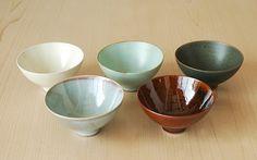 陶器の飯碗