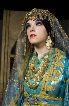 Arabian Nights Costumes for Women | ARABIAN NIGHTS shows that telling a good story can save your life!