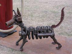 Gear dog