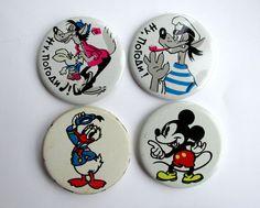 soviet disney pins $9.50, via Etsy.