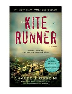 The Kite Runner - just finished this book in only a few days time.  Loved it!!!!!