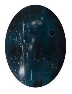Untitled, 2015, Oil on board, 200mm x 350mm