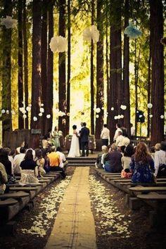 Woodland Weddings by lynette