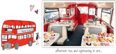 Come and experience Afternoon Tea with a difference on the BB Routemaster bus. This vintage London bus will drive around Central London, taking in some of the City's best sights, whilst you can indulge in the fabulous BB Afternoon tea. Capture the heart of the city's culture. landmarks and history [...]
