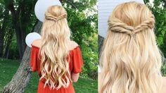 Wedding Guest Hair T