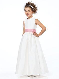 Flower Girl Style FL4031 http://www.dessy.com/dresses/flowergirl/fl4031/
