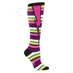 Sucker Punch Skate Shop - Europe's number 1 Roller Derby and Roller Skate Shop Funky Socks, Crazy Socks, Colorful Socks, My Socks, Cool Socks, Awesome Socks, Silly Socks, Wod Gear, Crossfit Clothes