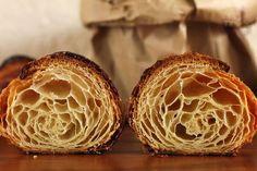 Croissant with Sourdough Starter - TXFarmer VS. TX summer | The Fresh Loaf