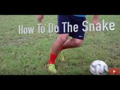 Having trouble with the snake move? This video breaks down the snake move step by step in this new soccer tutorial.