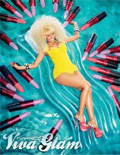 M.A.C Cosmetics Viva Glam