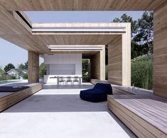 Poolhouse by Gus Wustemann