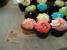 Without a doubt the best cupcakes on the planet. If you're in South Florida - get some! Seriously.