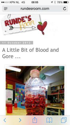 Bloed maken, over de opbouw van bloed.